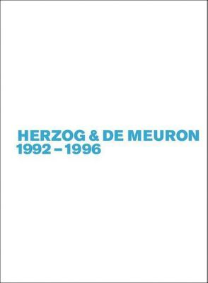 Herzog & de Meuron 1992-1996, Gerhard Mack