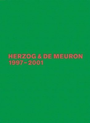 Herzog & de Meuron: Bd.4 1997-2001, Gerhard Mack