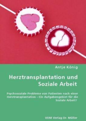 Herztransplantation und Soziale Arbeit, Antje König