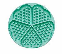 Herzwaffelformen aus Silikon, 4er Set - Produktdetailbild 1