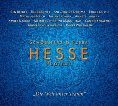 Hesse Projekt, Hermann Hesse