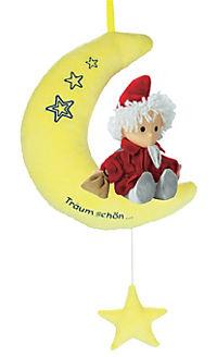 "Heunec - Unser Sandmännchen ""Sandmann im Mond"", Spieluhr - Produktdetailbild 1"