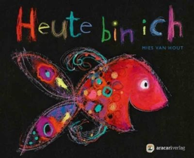 Heute bin ich - Mies van Hout pdf epub