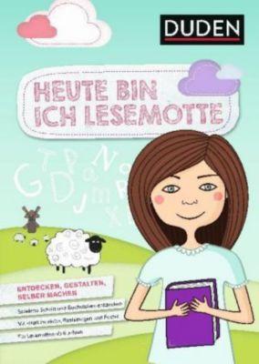 Heute bin ich Lesemotte, Christiane Wittenburg