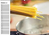 Heute gibt es Nudeln! Basta! Pasta-Impressionen (Wandkalender 2019 DIN A2 quer) - Produktdetailbild 11