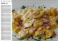 Heute gibt es Nudeln! Basta! Pasta-Impressionen (Tischkalender 2019 DIN A5 quer) - Produktdetailbild 1