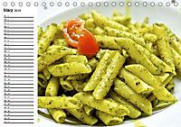 Heute gibt es Nudeln! Basta! Pasta-Impressionen (Tischkalender 2019 DIN A5 quer) - Produktdetailbild 3