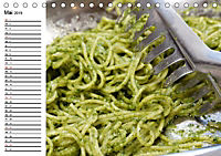 Heute gibt es Nudeln! Basta! Pasta-Impressionen (Tischkalender 2019 DIN A5 quer) - Produktdetailbild 5