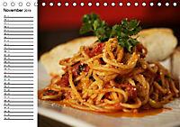 Heute gibt es Nudeln! Basta! Pasta-Impressionen (Tischkalender 2019 DIN A5 quer) - Produktdetailbild 11