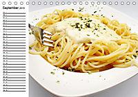 Heute gibt es Nudeln! Basta! Pasta-Impressionen (Tischkalender 2019 DIN A5 quer) - Produktdetailbild 9