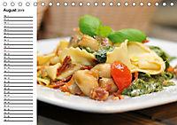 Heute gibt es Nudeln! Basta! Pasta-Impressionen (Tischkalender 2019 DIN A5 quer) - Produktdetailbild 8