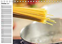 Heute gibt es Nudeln! Basta! Pasta-Impressionen (Tischkalender 2019 DIN A5 quer) - Produktdetailbild 10