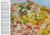 Heute gibt es Nudeln! Basta! Pasta-Impressionen (Tischkalender 2019 DIN A5 quer) - Produktdetailbild 12