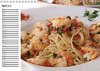 Heute gibt es Nudeln! Basta! Pasta-Impressionen (Wandkalender 2019 DIN A4 quer) - Produktdetailbild 4