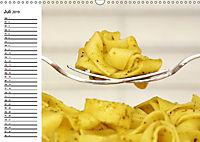 Heute gibt es Nudeln! Basta! Pasta-Impressionen (Wandkalender 2019 DIN A3 quer) - Produktdetailbild 7