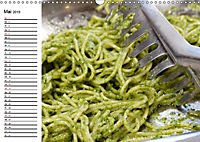 Heute gibt es Nudeln! Basta! Pasta-Impressionen (Wandkalender 2019 DIN A3 quer) - Produktdetailbild 5