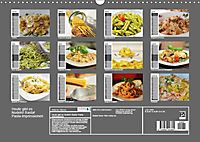 Heute gibt es Nudeln! Basta! Pasta-Impressionen (Wandkalender 2019 DIN A3 quer) - Produktdetailbild 13