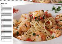 Heute gibt es Nudeln! Basta! Pasta-Impressionen (Wandkalender 2019 DIN A3 quer) - Produktdetailbild 4
