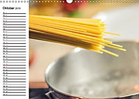 Heute gibt es Nudeln! Basta! Pasta-Impressionen (Wandkalender 2019 DIN A3 quer) - Produktdetailbild 10
