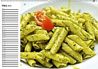 Heute gibt es Nudeln! Basta! Pasta-Impressionen (Wandkalender 2019 DIN A2 quer) - Produktdetailbild 3