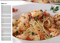 Heute gibt es Nudeln! Basta! Pasta-Impressionen (Wandkalender 2019 DIN A2 quer) - Produktdetailbild 4