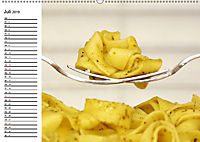 Heute gibt es Nudeln! Basta! Pasta-Impressionen (Wandkalender 2019 DIN A2 quer) - Produktdetailbild 7
