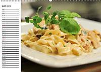Heute gibt es Nudeln! Basta! Pasta-Impressionen (Wandkalender 2019 DIN A2 quer) - Produktdetailbild 6