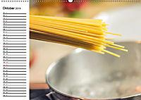 Heute gibt es Nudeln! Basta! Pasta-Impressionen (Wandkalender 2019 DIN A2 quer) - Produktdetailbild 10