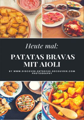 Heute: Patatas Bravas mit Aioli, Heinz Duthel