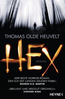 Hex - Thomas Olde Heuvelt |