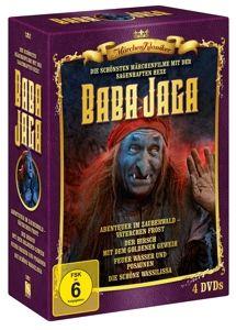 Hexe Baba Jaga - Edition DVD-Box, Märchen Klassiker