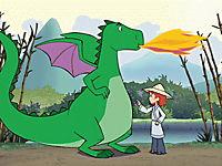Hexe Lilli 1 - Lilli und die Rieseninsekten / Lilli im wilden Westen - Produktdetailbild 9