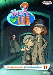 Hexe Lilli 11 - Lilli und der Meisterdetektiv / Lilli und Frankensteins Monster, Knister