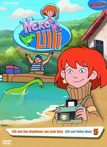 Hexe Lilli 5 - Lilli und das Ungeheuer von Loch Ness / Lilli und Robin Hood, Knister