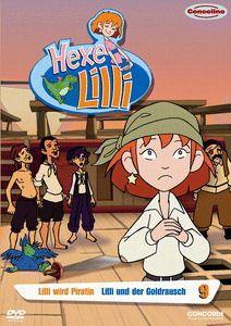 Hexe Lilli 9 - Lilli wird Piratin / Lilli und der Goldrausch, Knister