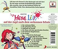 Hexe Lilli auf der Jagd nach dem verlorenen Schatz, 1 Audio-CD - Produktdetailbild 1