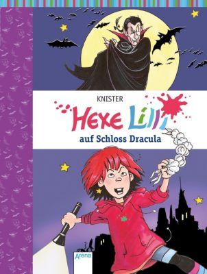 Hexe Lilli Band 10: Hexe Lilli auf Schloss Dracula, Knister