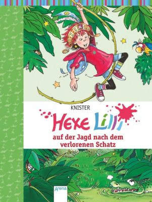 Hexe Lilli Band 11: Hexe Lilli auf der Jagd nach dem verlorenen Schatz, Knister