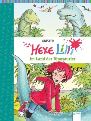 Hexe Lilli Band 14: Hexe Lilli im Land der Dinosaurier, Knister