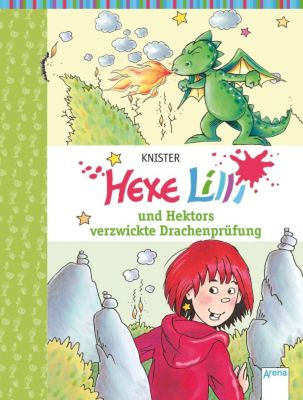 Hexe Lilli Band 17: Hexe Lilli und Hektors verzwickte Drachenprüfung, Knister
