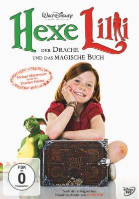 Hexe Lilli - Der Drache und das magische Buch, Knister