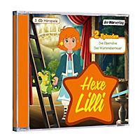 Hexe Lilli - Die Operndiva / Das Wüstenabenteuer, 1 Audio-CD - Produktdetailbild 1