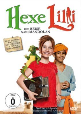 Hexe Lilli - Die Reise nach Mandolan, Knister