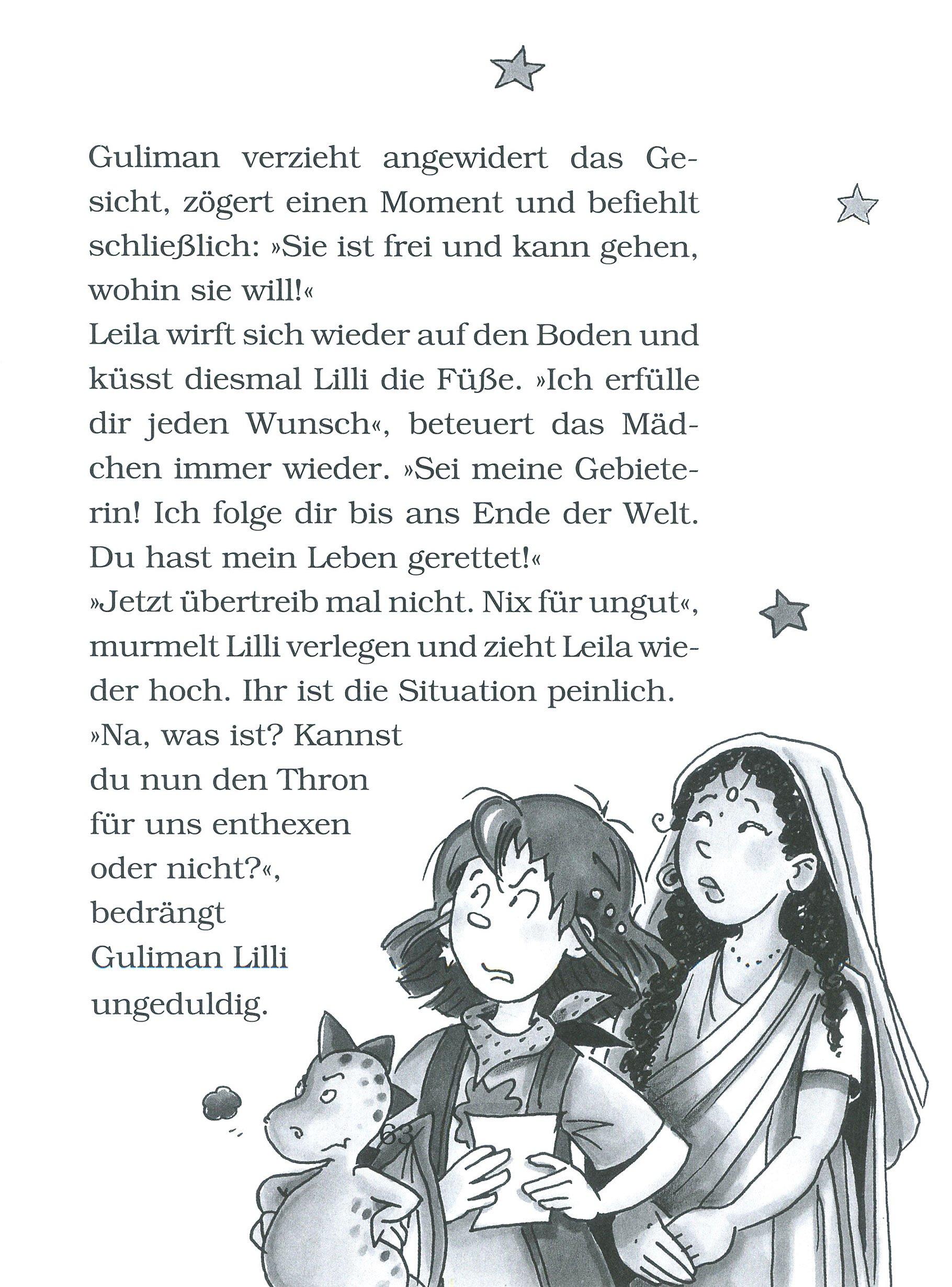 Hexe Lilli Die Reise Nach Mandolan