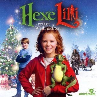 hexe lilli rettet weihnachten h rspiel zum kinofilm 1. Black Bedroom Furniture Sets. Home Design Ideas