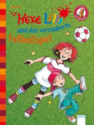 Hexe Lilli und das verzauberte Fußballspiel, Knister
