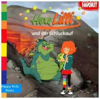Hexe Lilli und der Schluckauf -  pdf epub