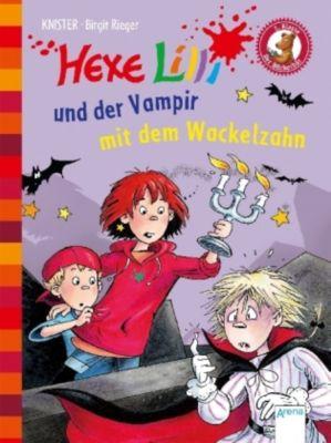 Hexe Lilli und der Vampir mit dem Wackelzahn, Knister