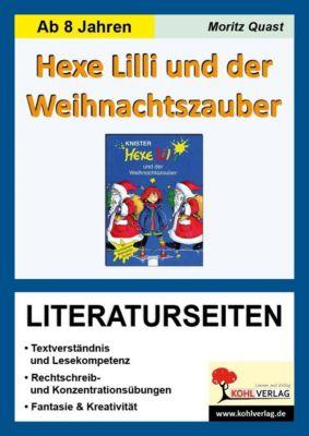 Hexe Lilli und der Weihnachtszauber - Literaturseiten, Moritz Quast