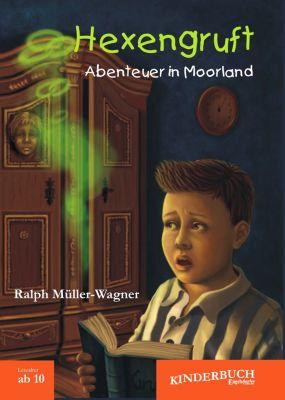 Hexengruft – Abenteuer in Moorland, Ralph Müller-Wagner